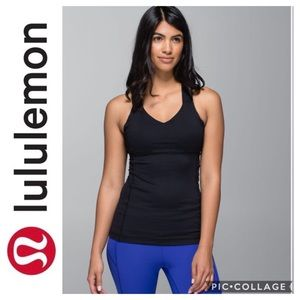 Lululemon Push Your Limits Tank Black